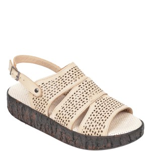 Sandale FLAVIA PASSINI bej, 2104, din piele naturala