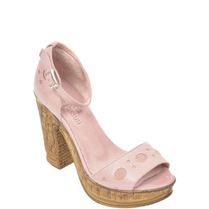 Sandale FLAVIA PASSINI roz, 2605, din piele naturala