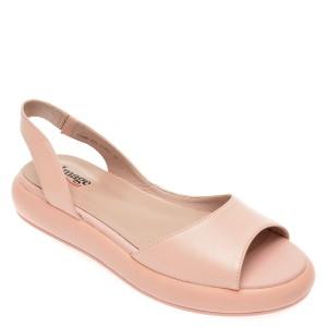 Sandale IMAGE roz, C496Y01, din piele naturala