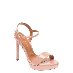 Sandale VIZZANO nude, 6326100, din piele ecologica