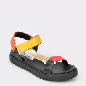 Sandale STEVE MADDEN , Duplow, din piele ecologica