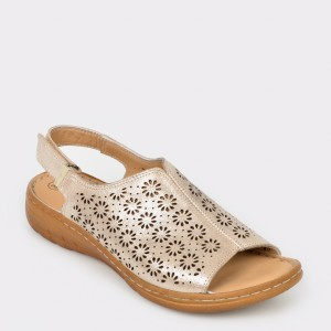 Sandale FLAVIA PASSINI bej, 816, din piele naturala