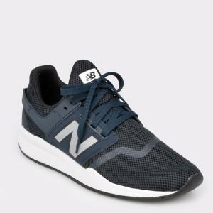 Pantofi sport NEW BALANCE bleumarin, Ms247, din material textil