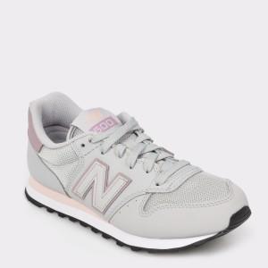 Pantofi sport NEW BALANCE gri, Gw500, din piele ecologica