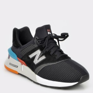 Pantofi sport NEW BALANCE negri, Ms997, din material textil
