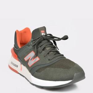 Pantofi sport NEW BALANCE kaki, MS997, din material textil