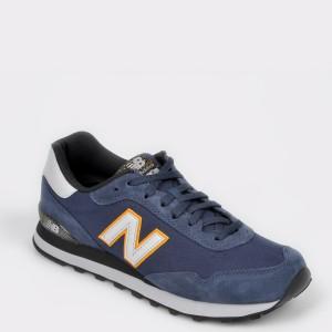 Pantofi sport NEW BALANCE bleumarin, ML515, din material textil