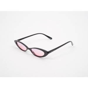 Ochelari de soare negri, EPICA , din PVC