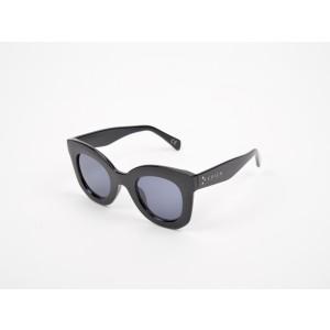 Ochelari de soare negri, EPICA, din PVC