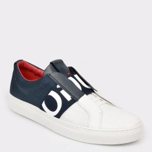 Pantofi sport HUGO BOSS bleumarin, 7620, din material textil