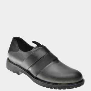 Pantofi FLAVIA PASSINI gri, 167377, din piele naturala