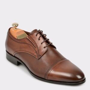 Pantofi Le Colonel Maro, 50904, Din Piele Naturala