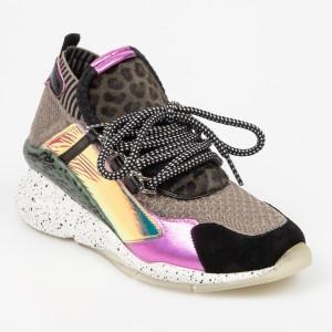 Pantofi sport EPICA multicolori, 3027, din material textil