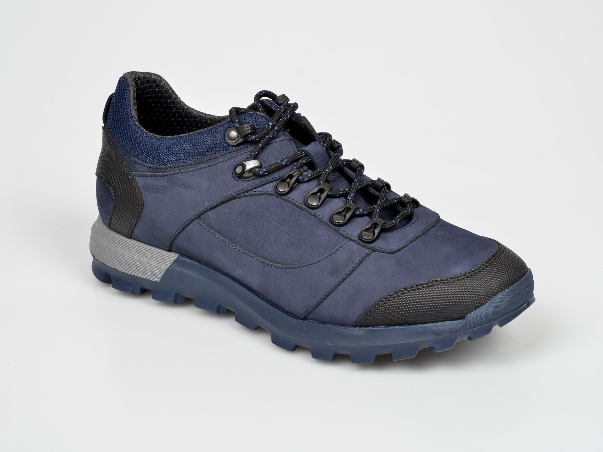 Pantofi Sport Gryxx Bleumarin, 9622, Din Nabuc