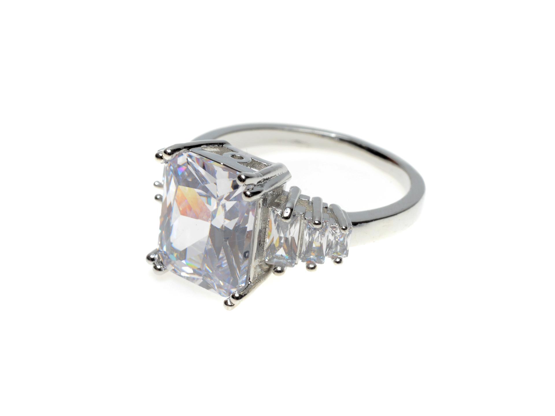Inel ALDO argintiu, Hira973, din metal