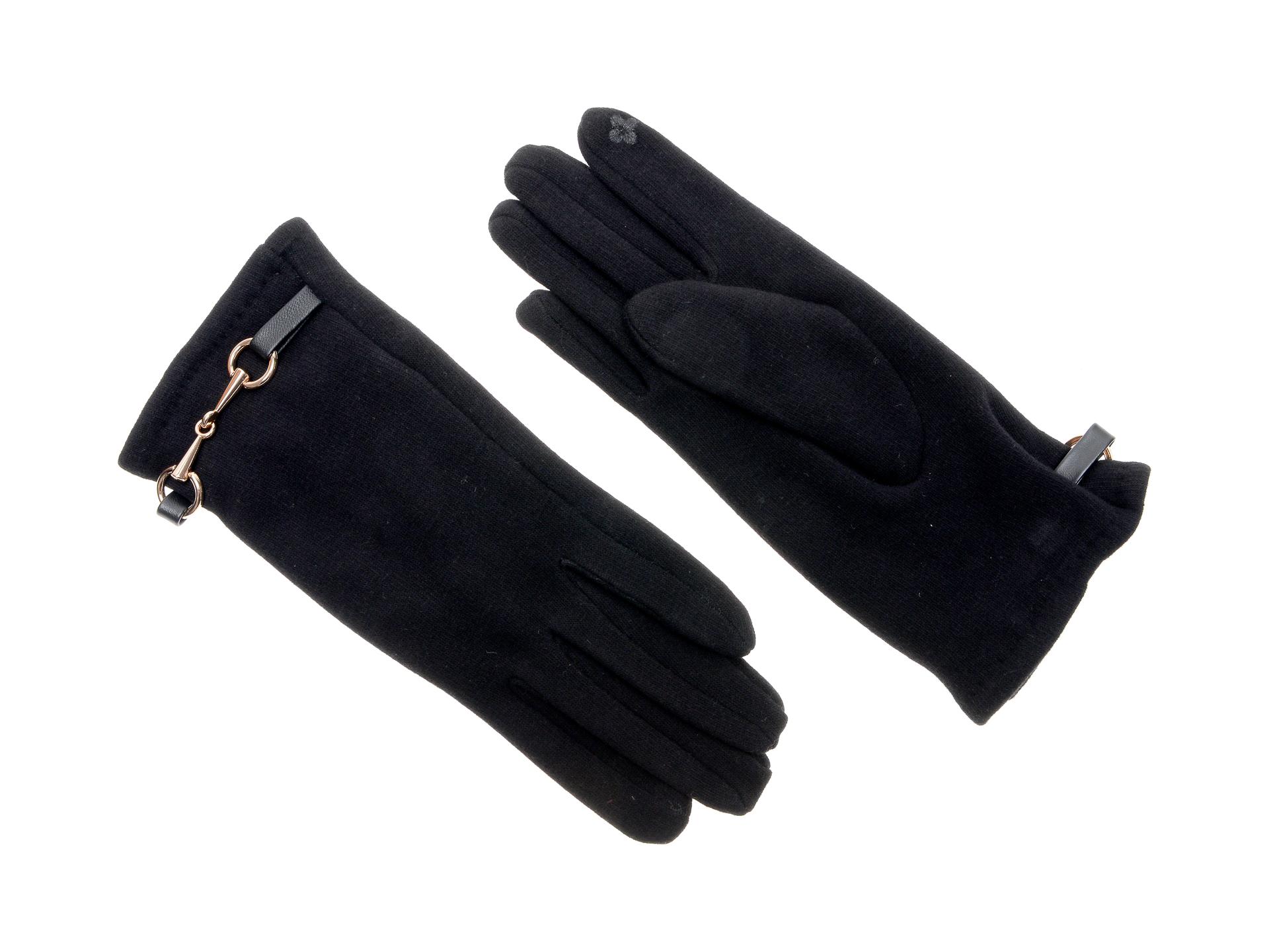 Manusi ALDO negre, Legiredia001, din material textil imagine otter.ro