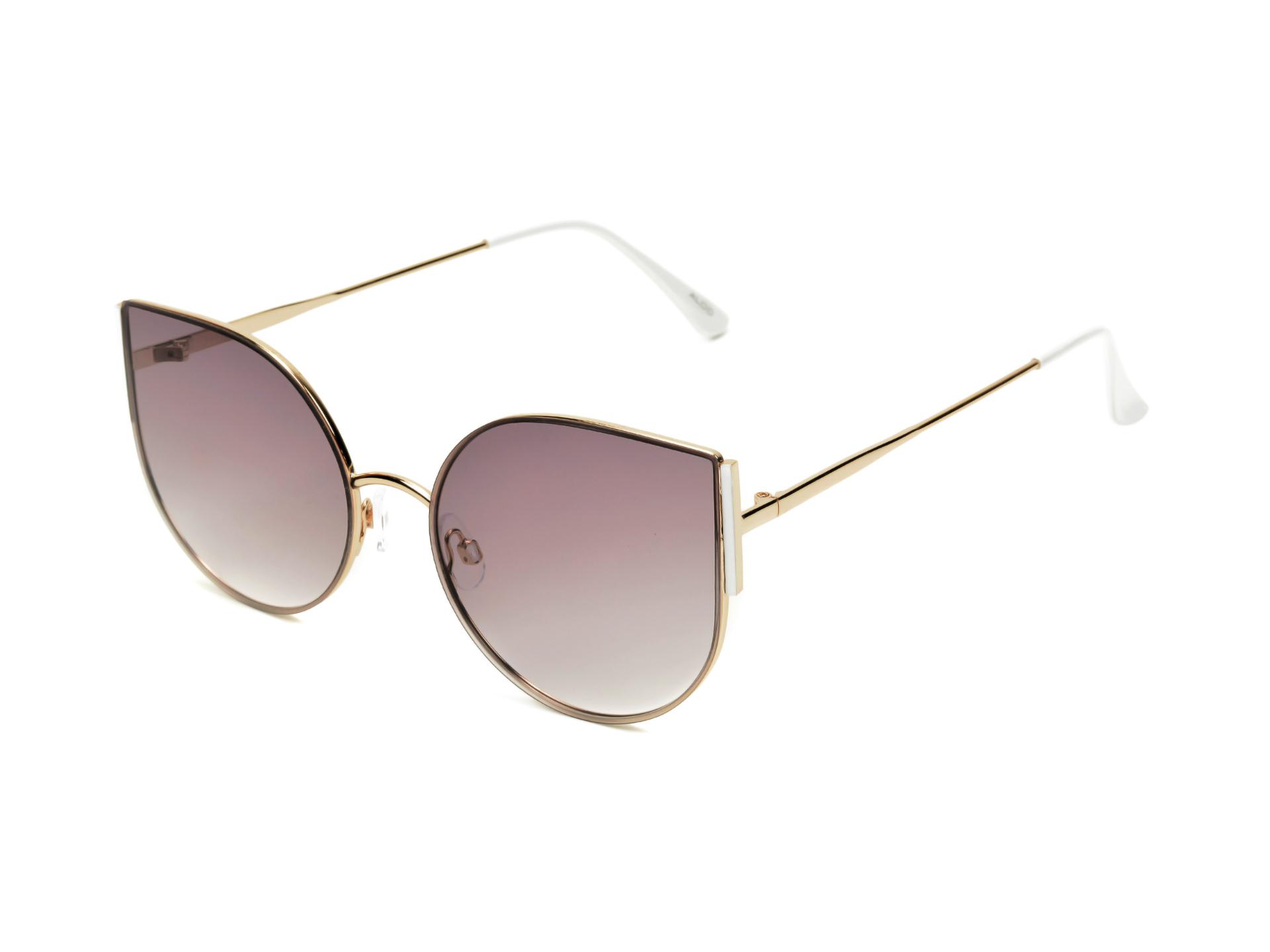 Ochelari de soare ALDO albi, Nellia100, din PVC imagine