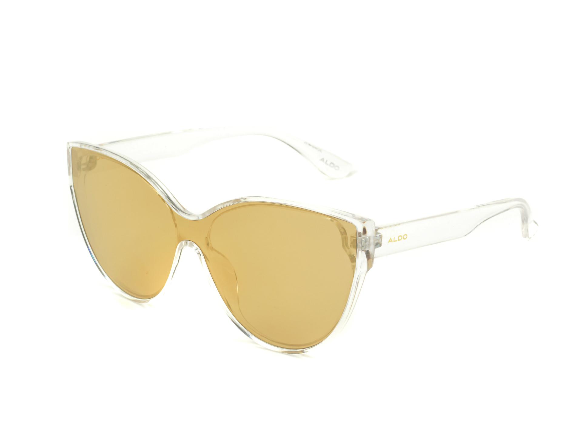 Ochelari de soare ALDO albi, Pedra103, din PVC imagine