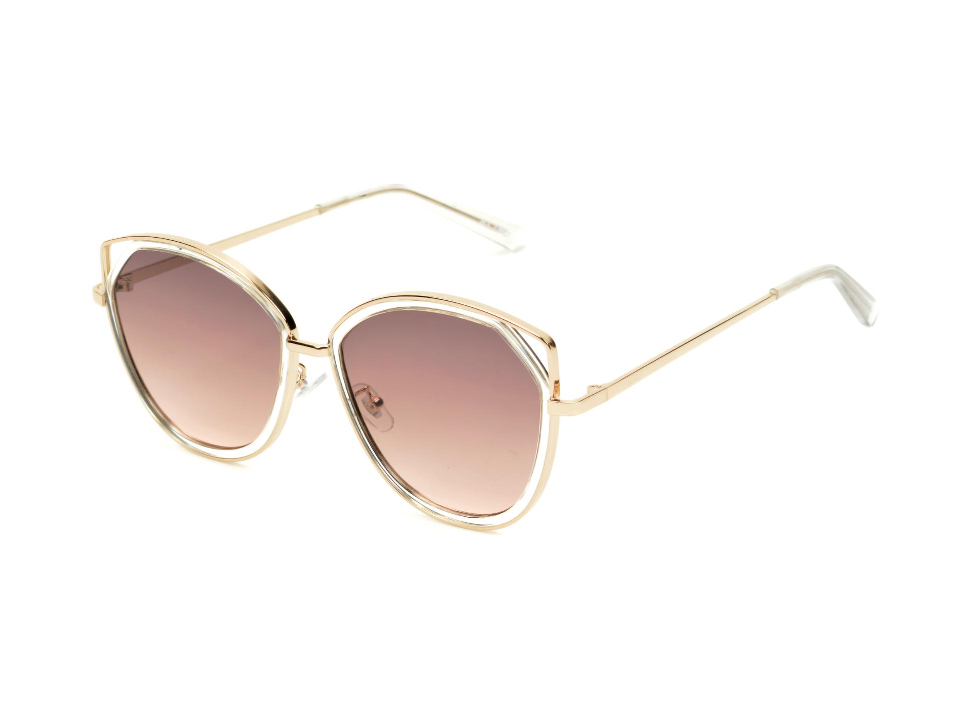 Ochelari de soare ALDO albi, Stercorea103, din PVC imagine