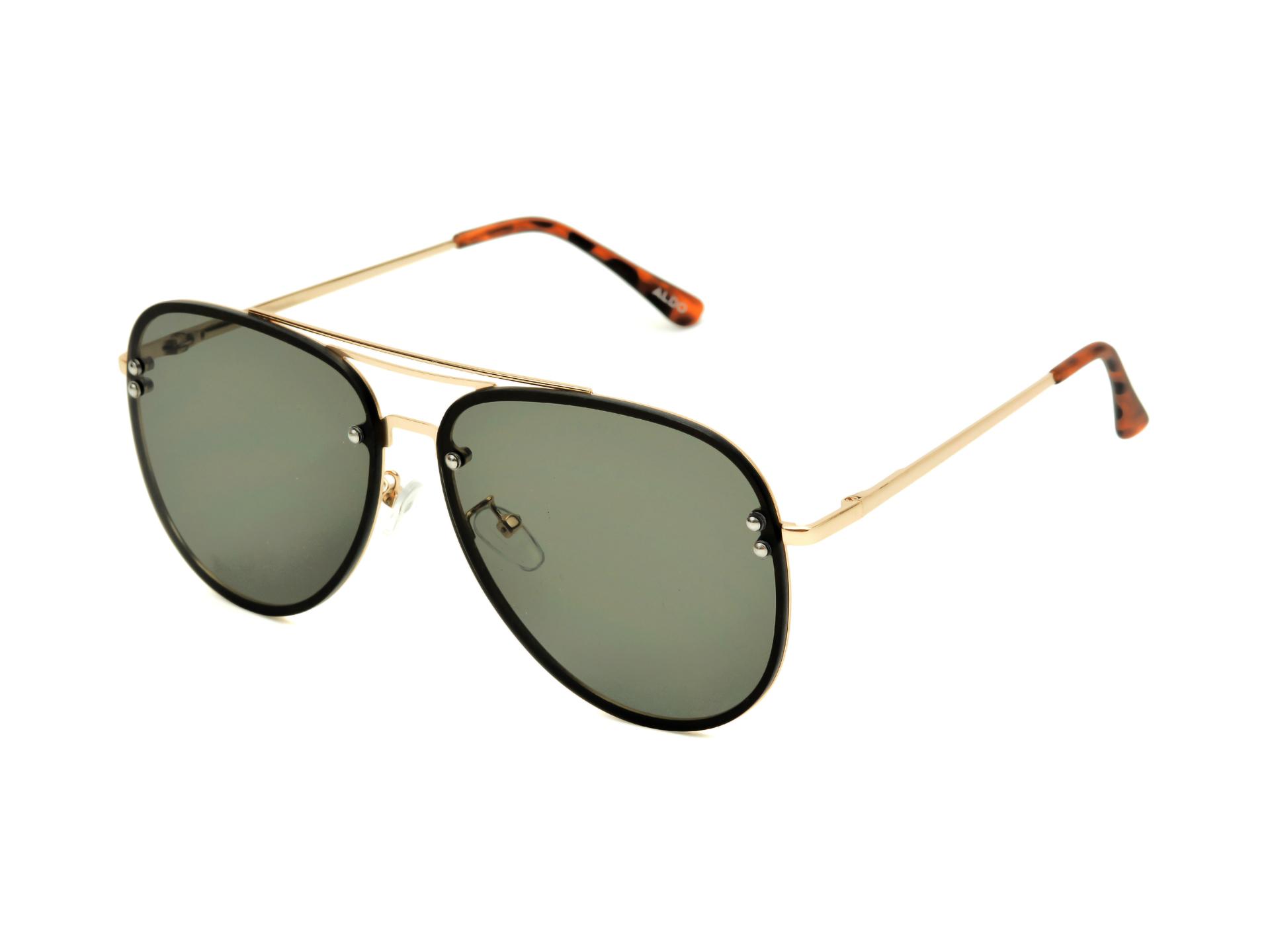 Ochelari de soare ALDO aurii, Horeven710, din PVC imagine