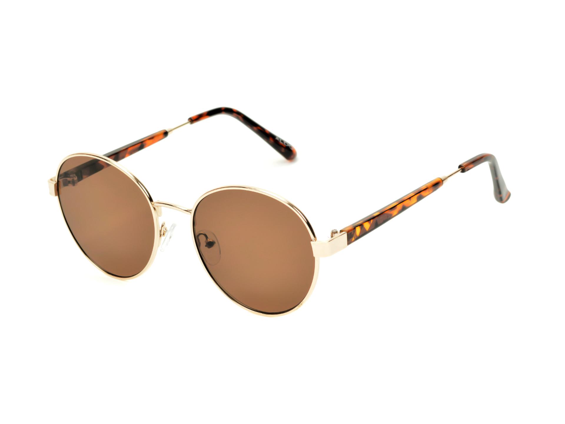 Ochelari de soare ALDO aurii, Parade710, din PVC imagine