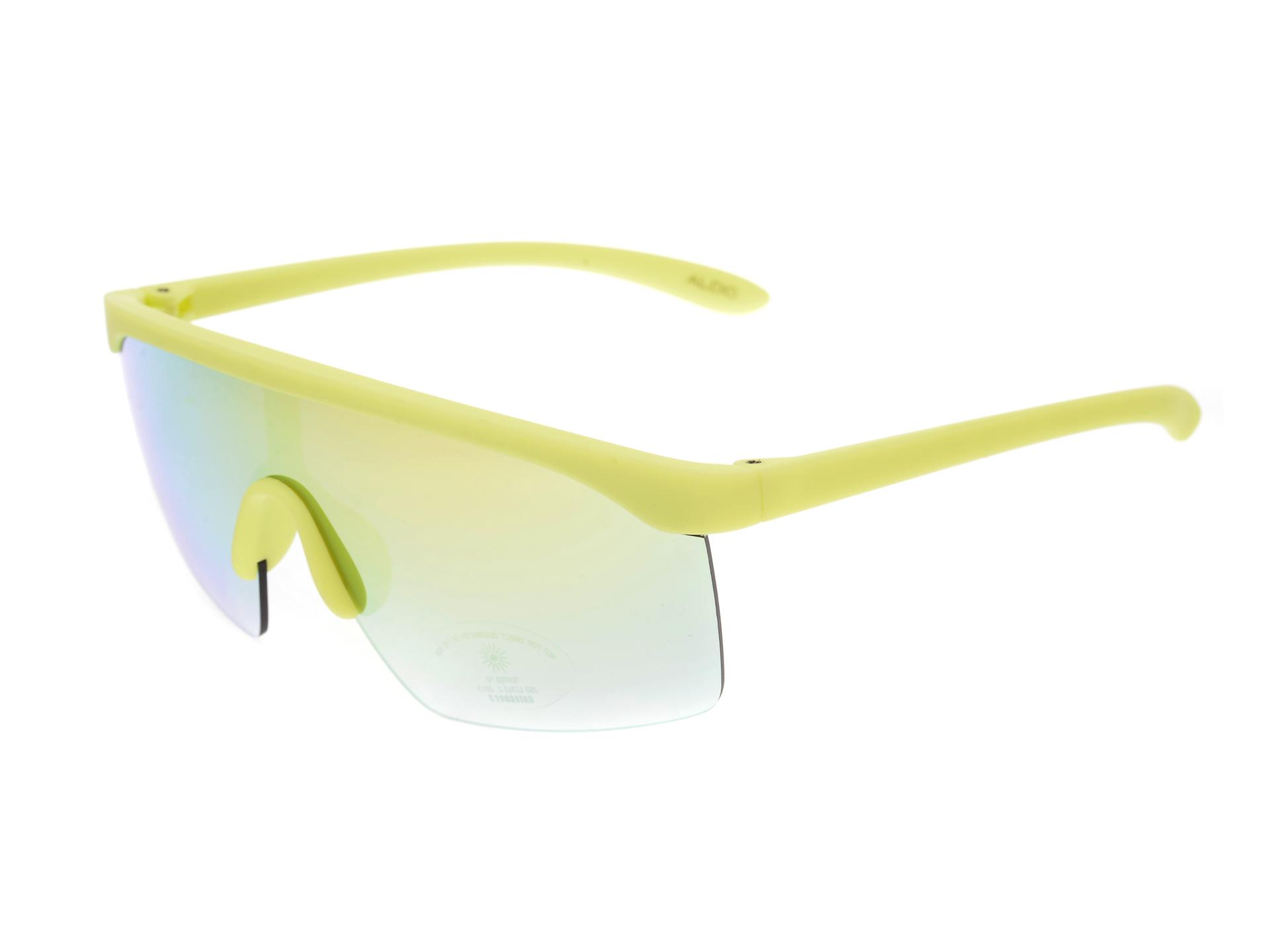 Ochelari de soare ALDO galbeni, Ardisson750, din PVC imagine