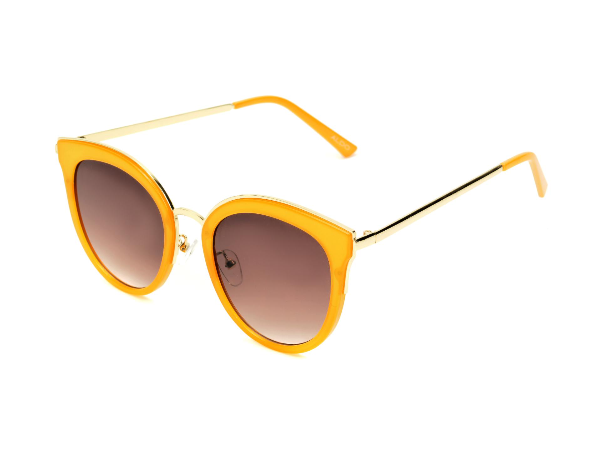 Ochelari de soare ALDO galbeni, Servaes701, din PVC imagine