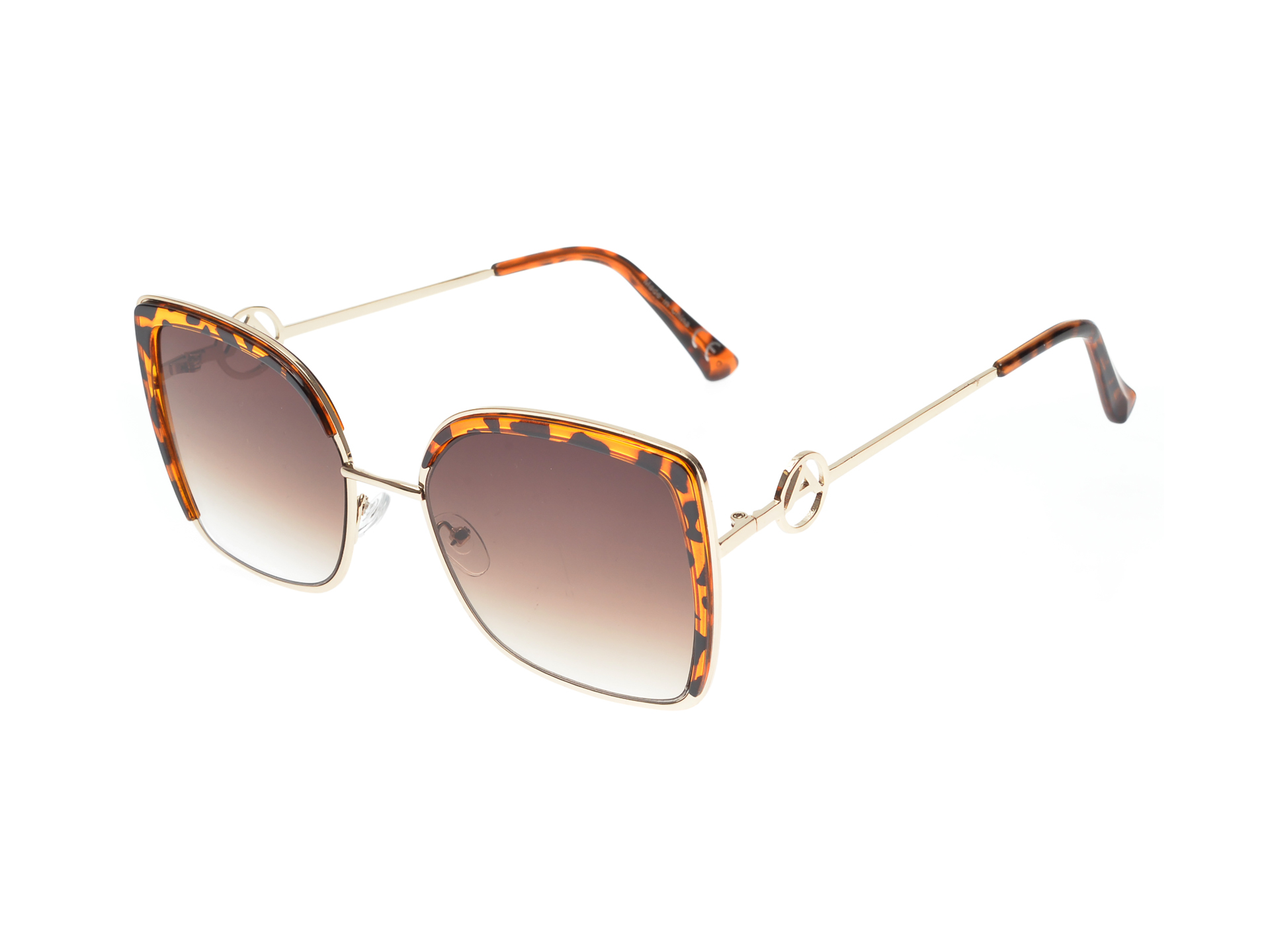 Ochelari de soare ALDO maro, 13051950, din pvc imagine