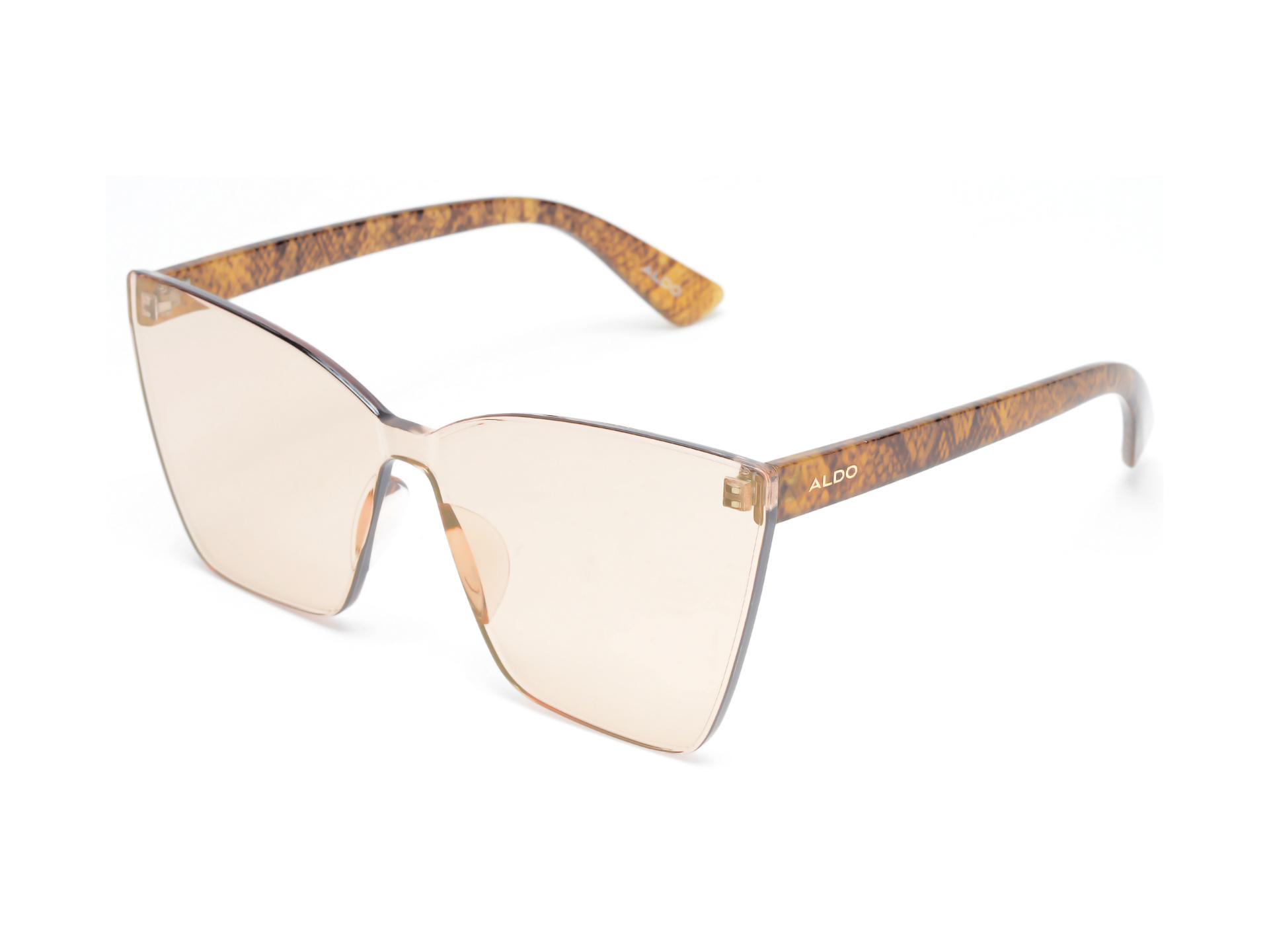 Ochelari de soare ALDO maro, Batti200, din plastic imagine