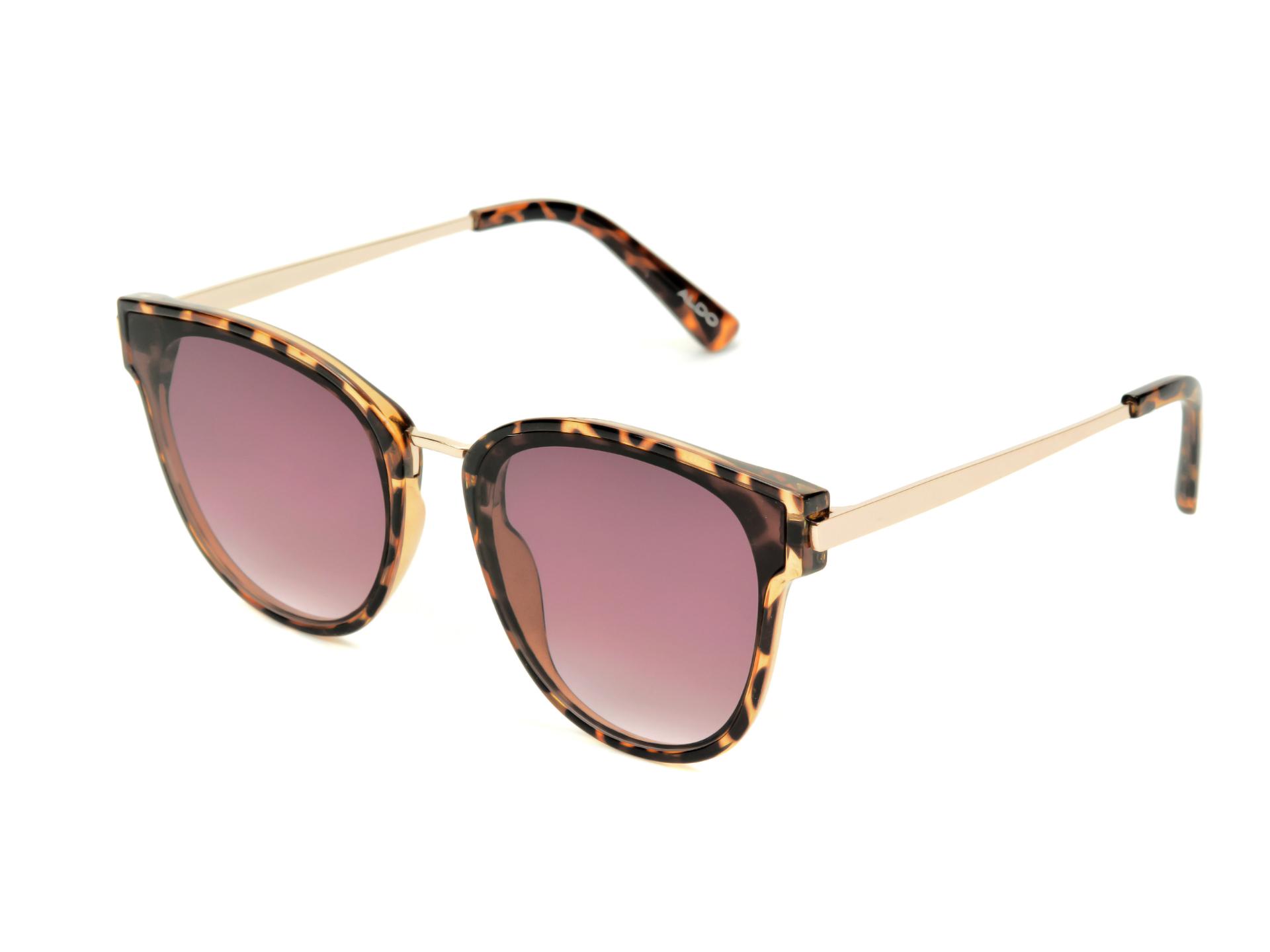 Ochelari de soare ALDO maro, Calmettes240, din PVC imagine