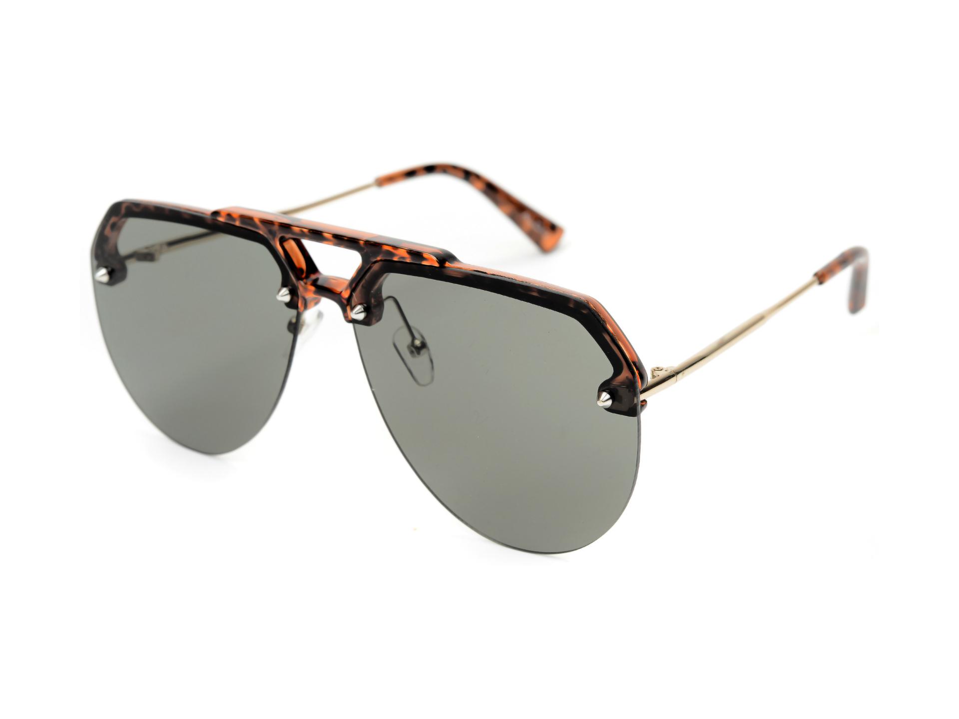 Ochelari de soare ALDO maro, Ulex240, din PVC imagine