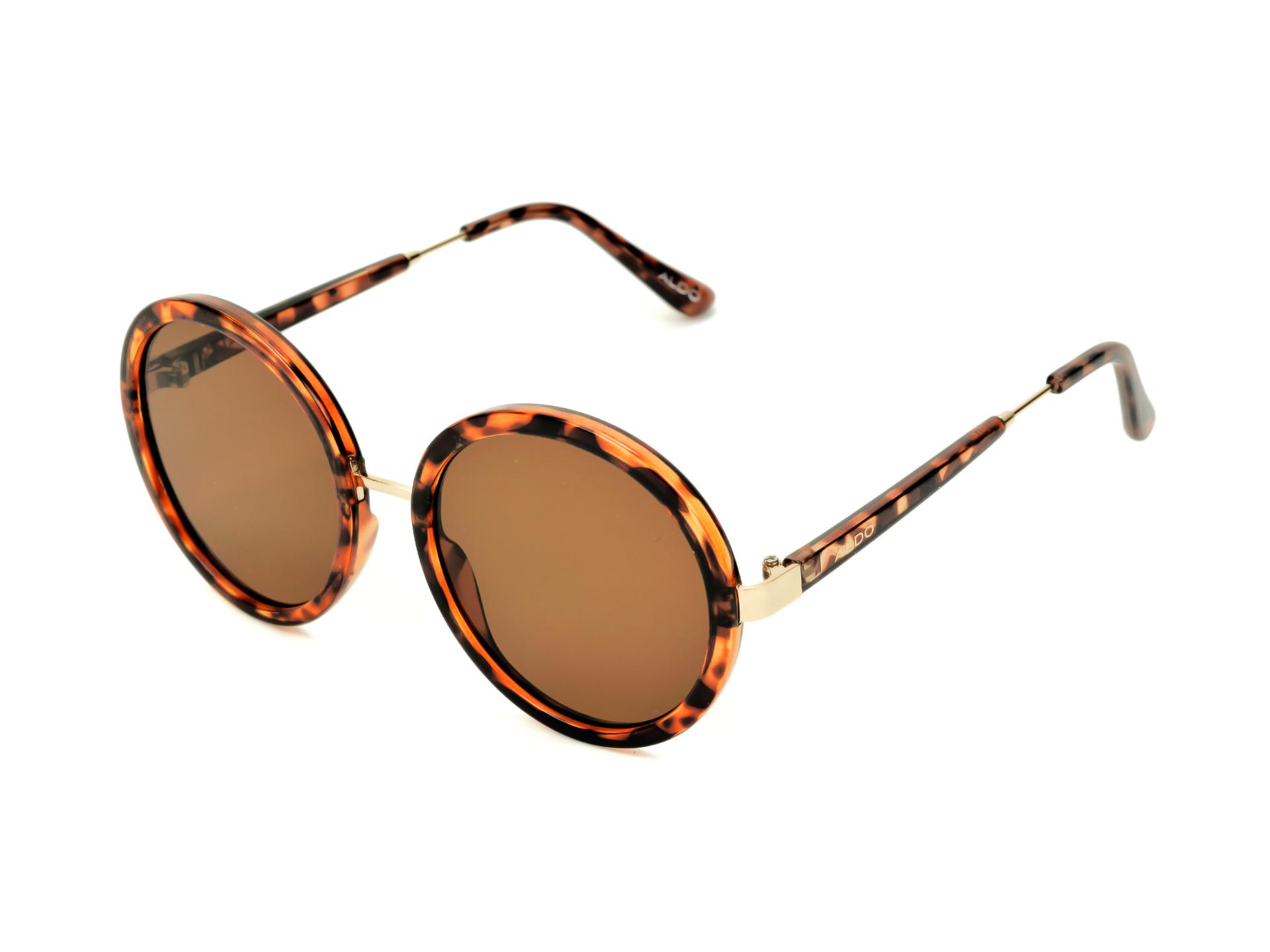 Ochelari de soare ALDO maro, Whoopi240, din PVC imagine