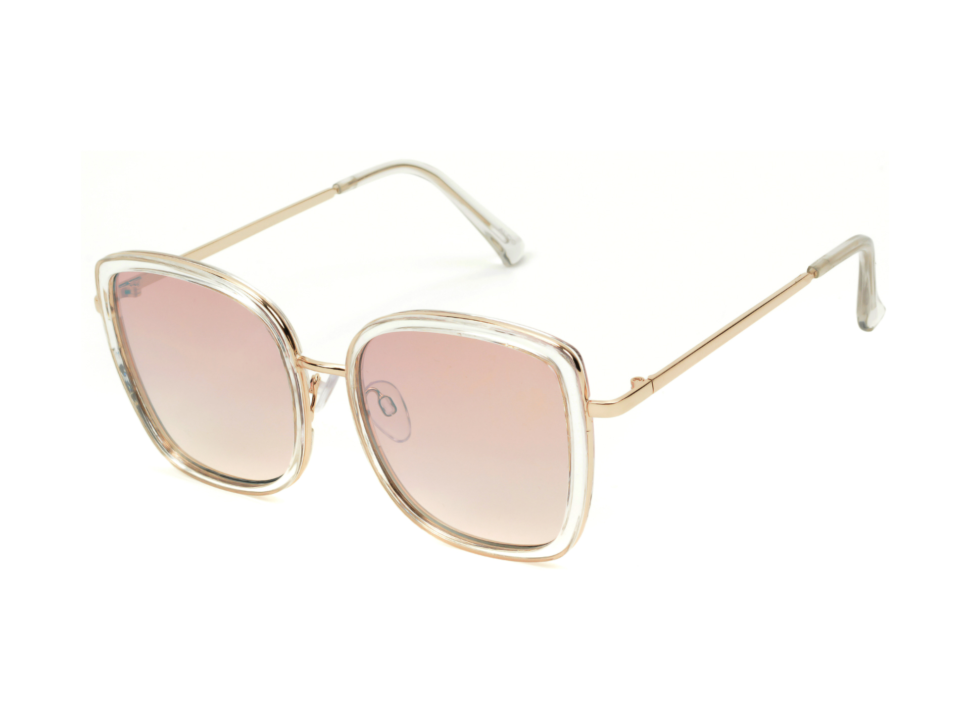 Ochelari de soare ALDO metalic, Aaonia972, din PVC imagine