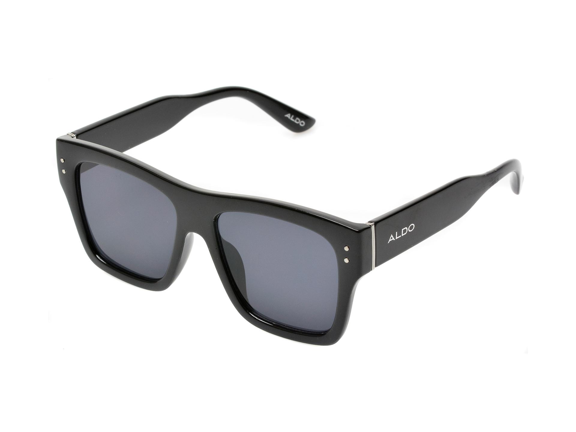 Ochelari de soare ALDO negri, 13087808, din pvc imagine otter.ro 2021