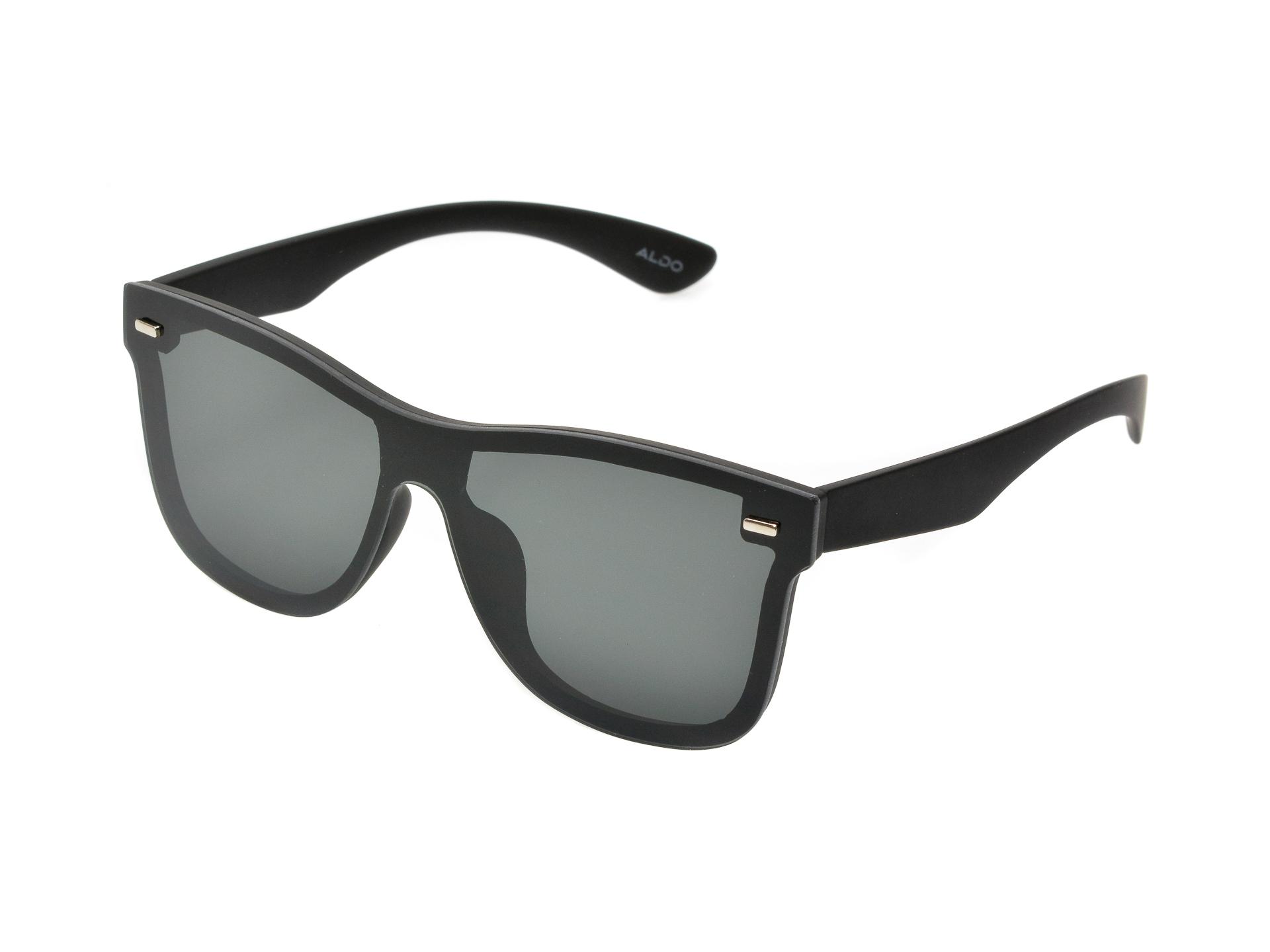 Ochelari de soare ALDO negri, 13089379, din pvc imagine otter.ro 2021