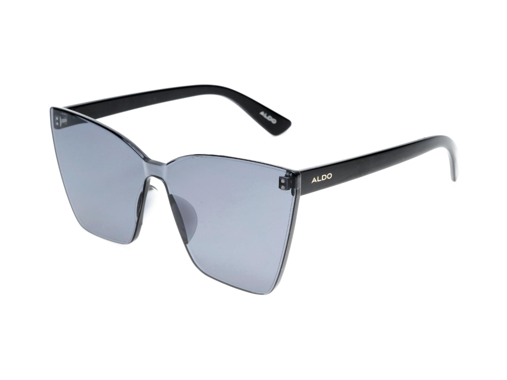 Ochelari de soare ALDO negri, Batti001, din pvc imagine