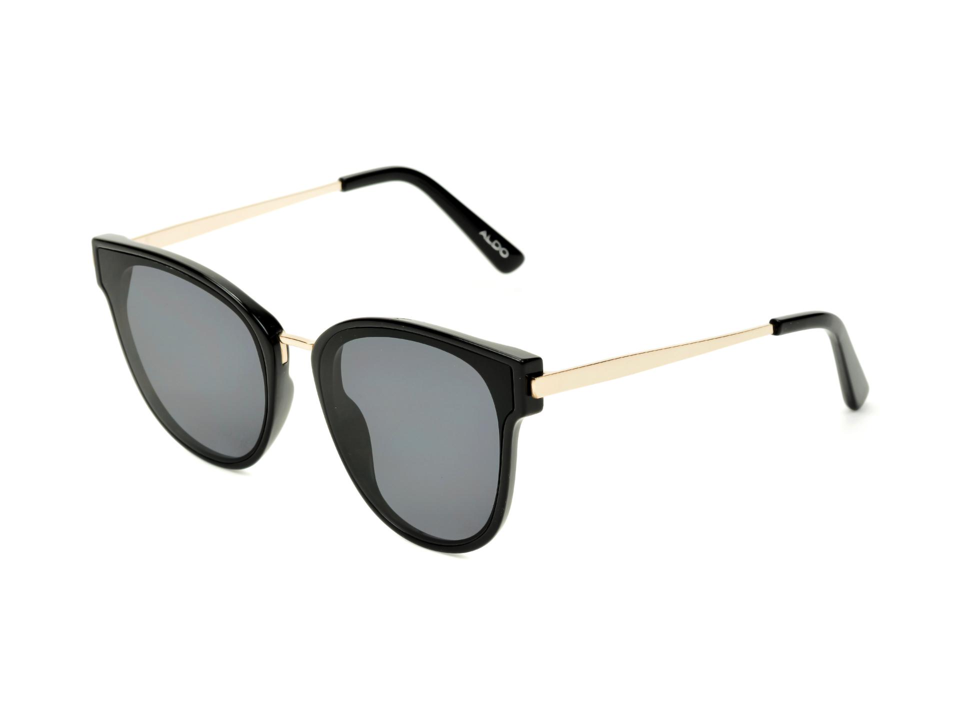 Ochelari de soare ALDO negri, Calmettes970, din PVC imagine