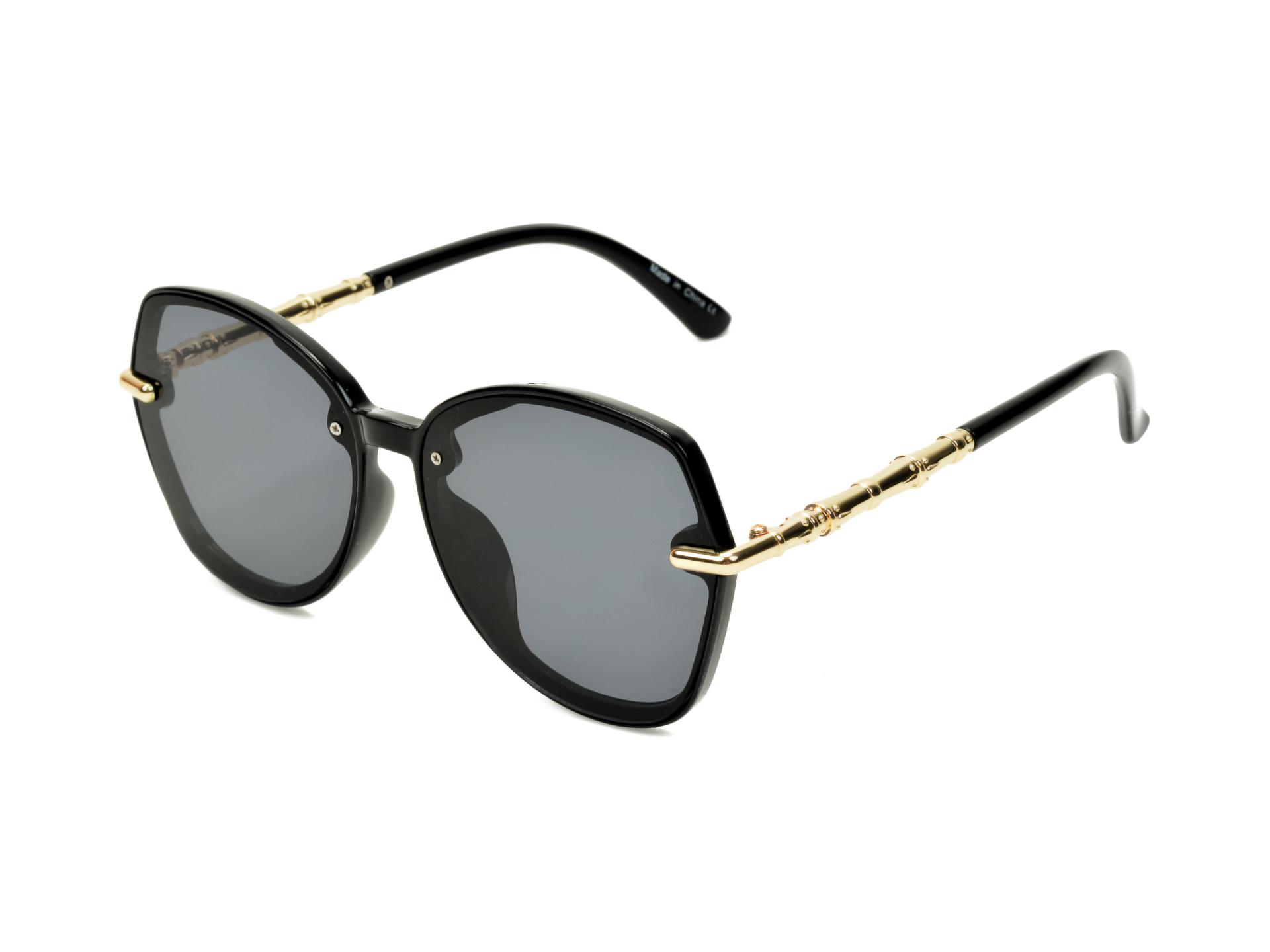 Ochelari de soare ALDO negri, Cortegaca970, din PVC New