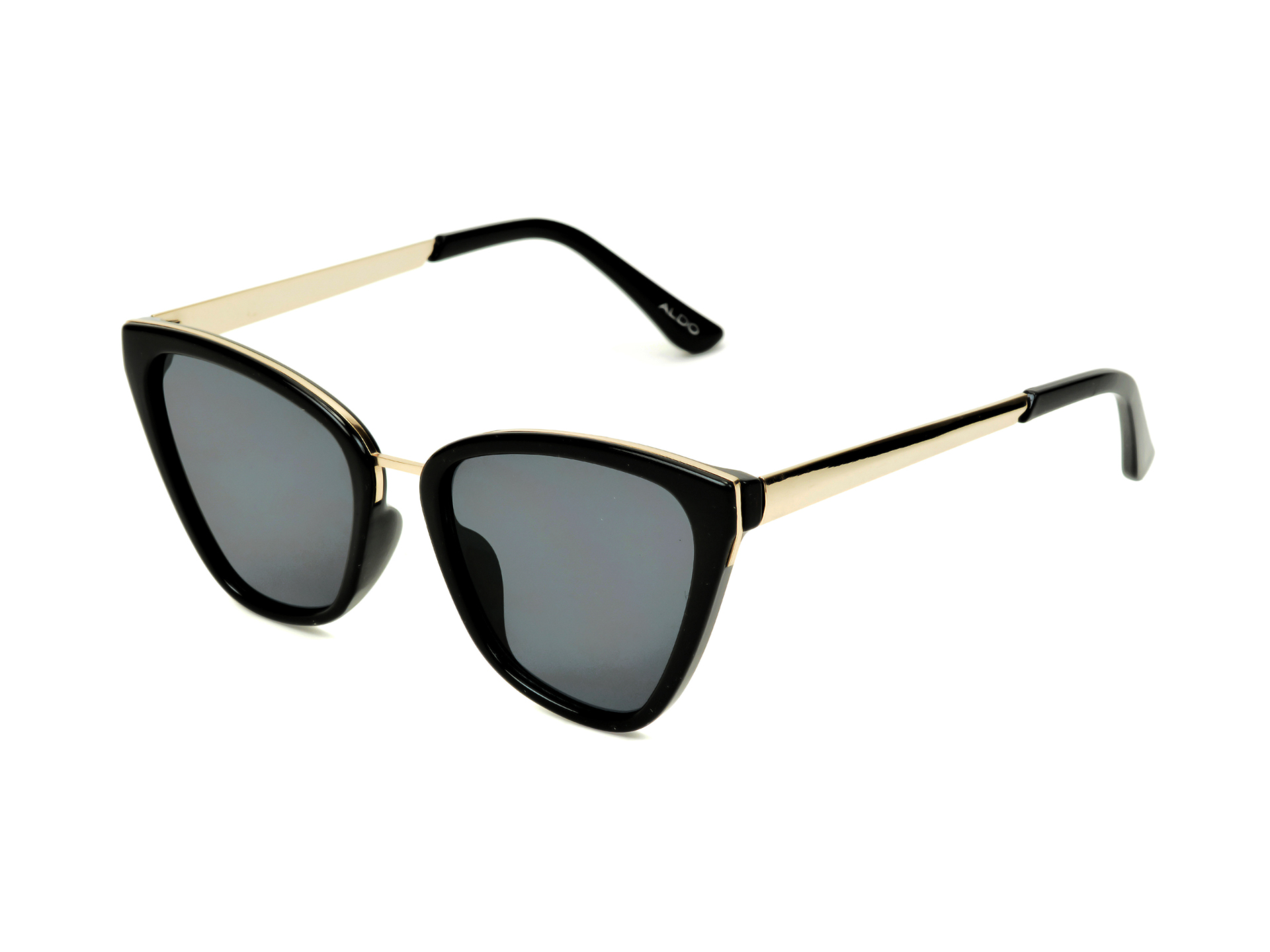Ochelari de soare ALDO negri, Delna970, din PVC imagine