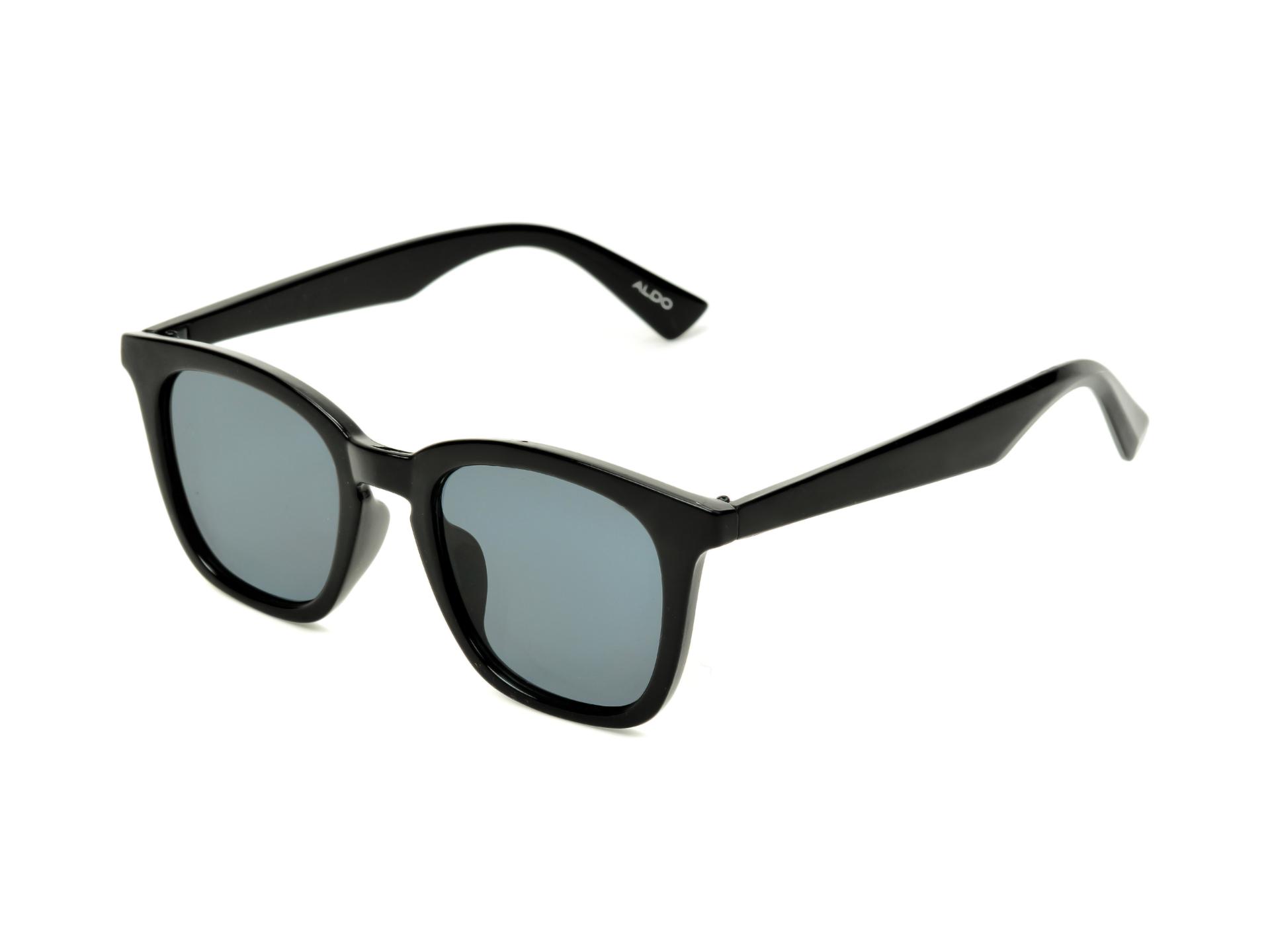 Ochelari de soare ALDO negri, Esky001, din PVC imagine