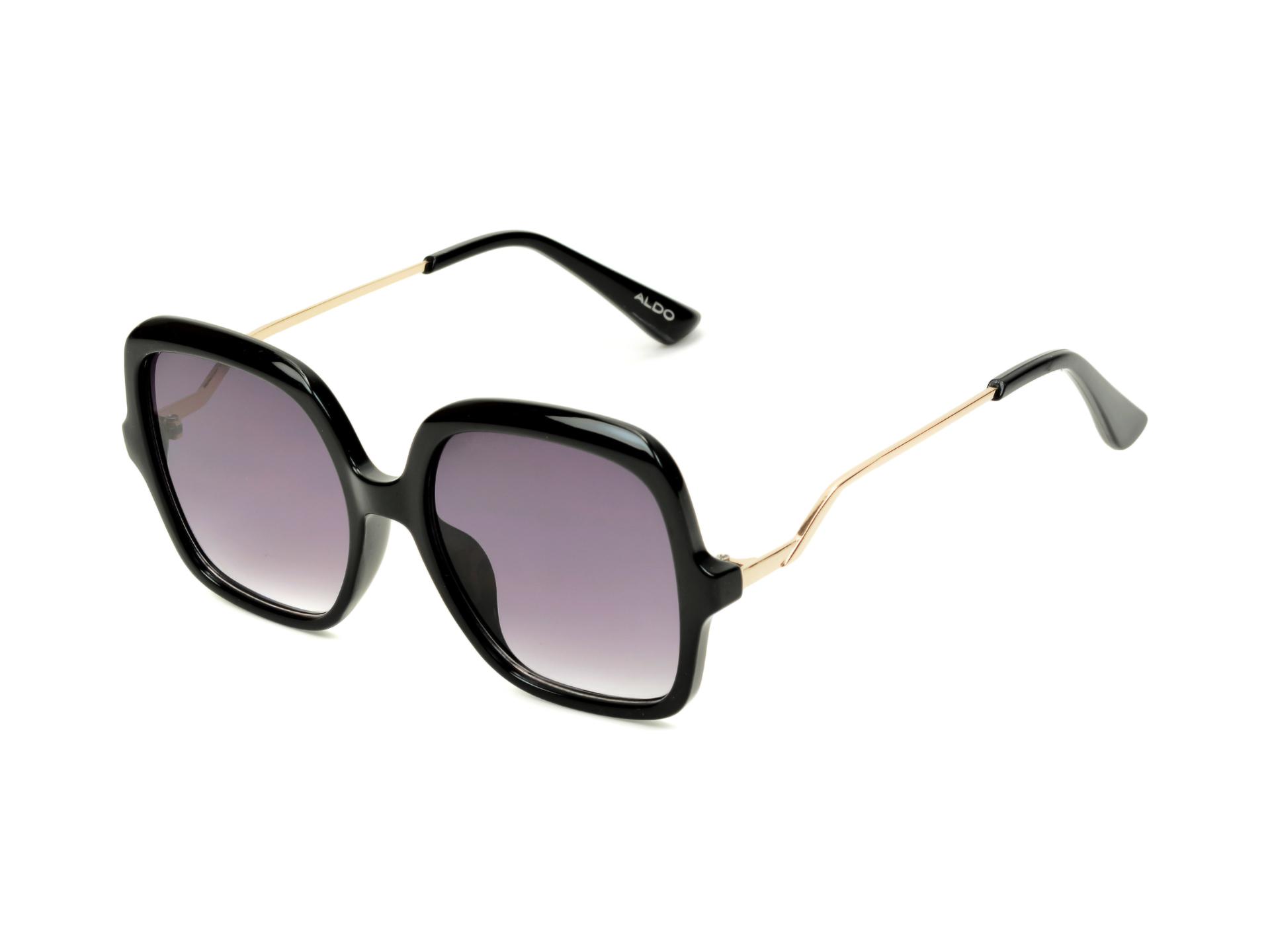 Ochelari de soare ALDO negri, Koumala970, din PVC imagine