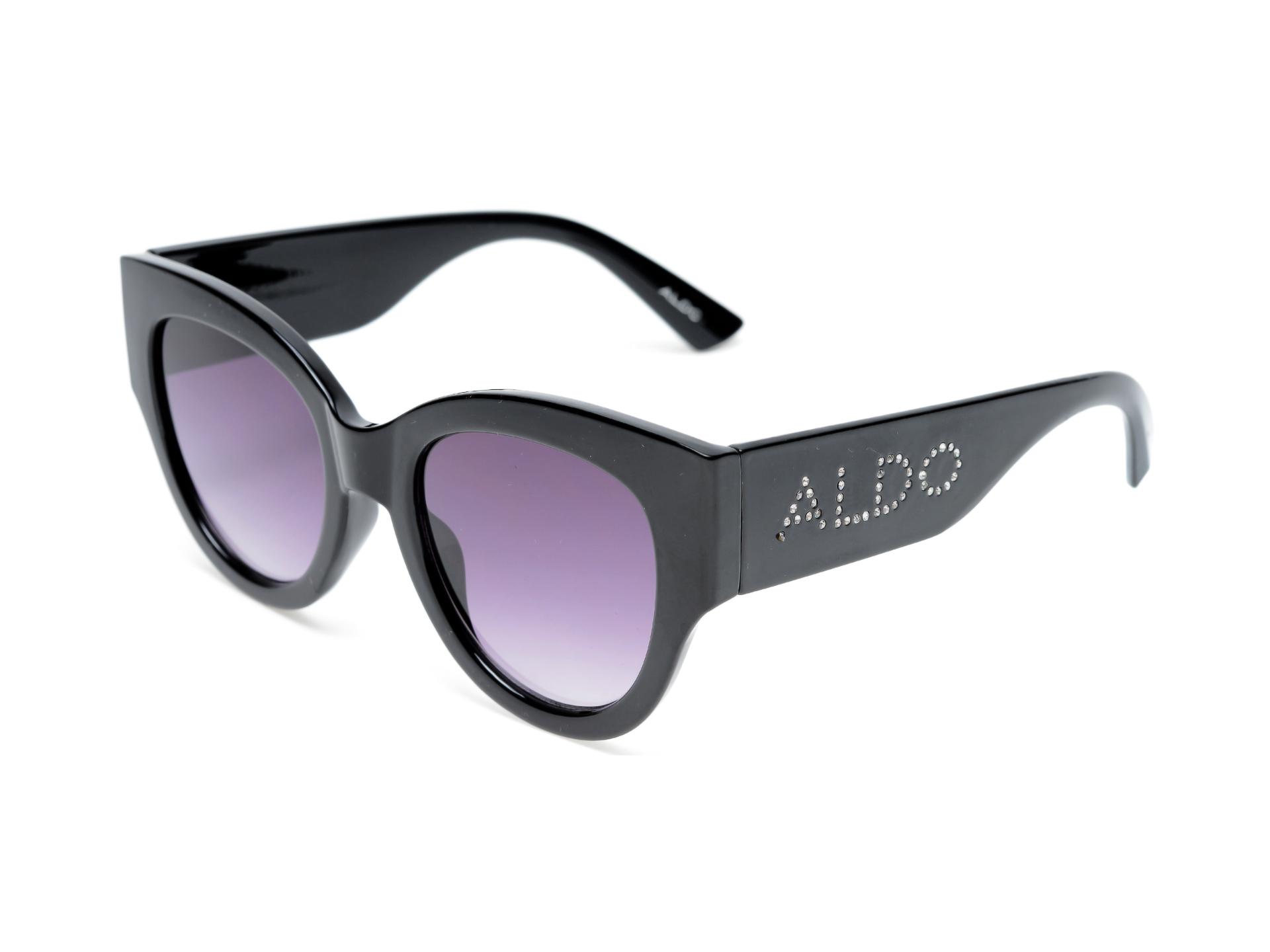 Ochelari de soare ALDO negri, Matar001, din pvc imagine
