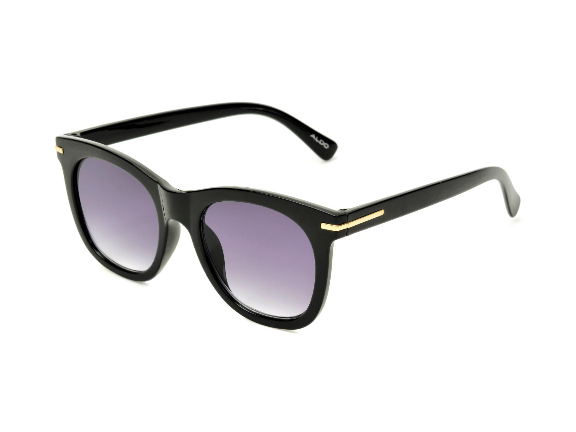 Ochelari de soare ALDO negri, Queensway970, din PVC imagine