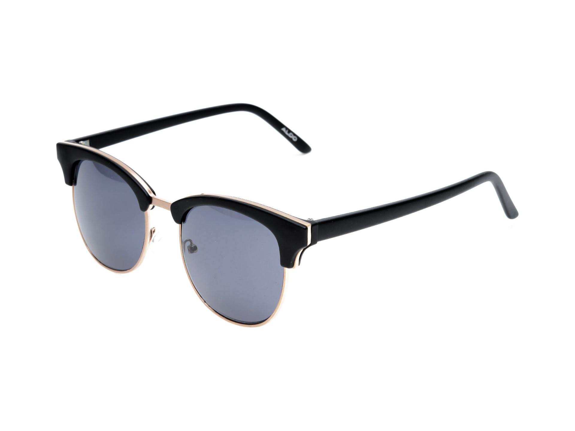 Ochelari de soare ALDO negri, Rademann001, din pvc imagine