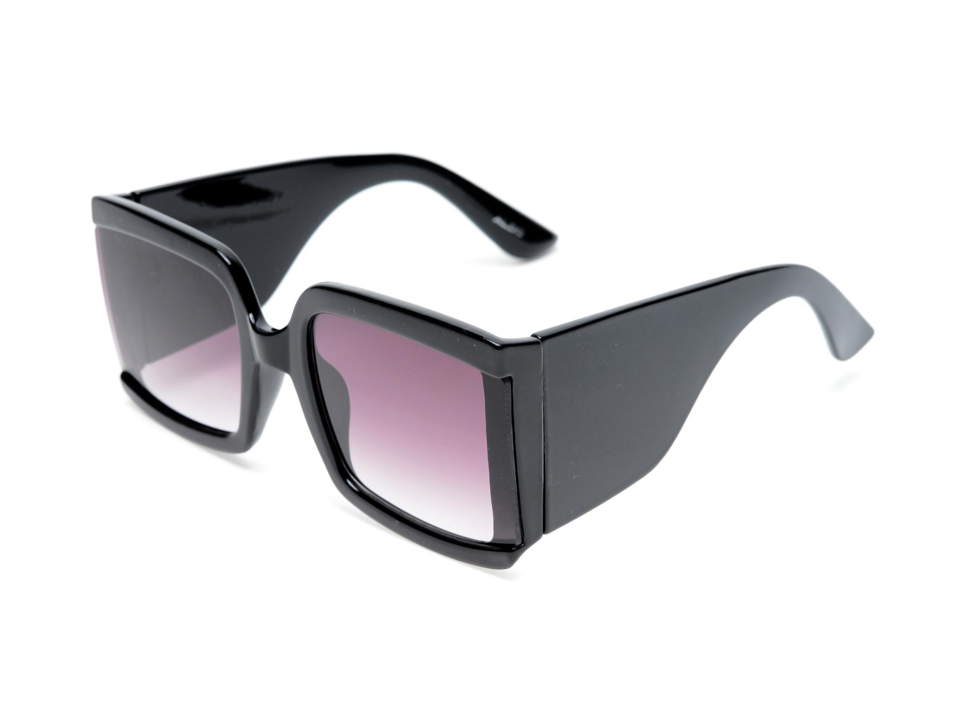 Ochelari de soare ALDO negri, Renchen001, din pvc imagine