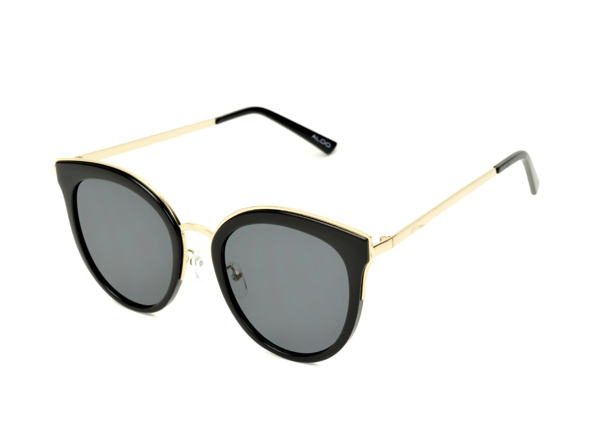Ochelari de soare ALDO negri, Servaes970, din PVC imagine