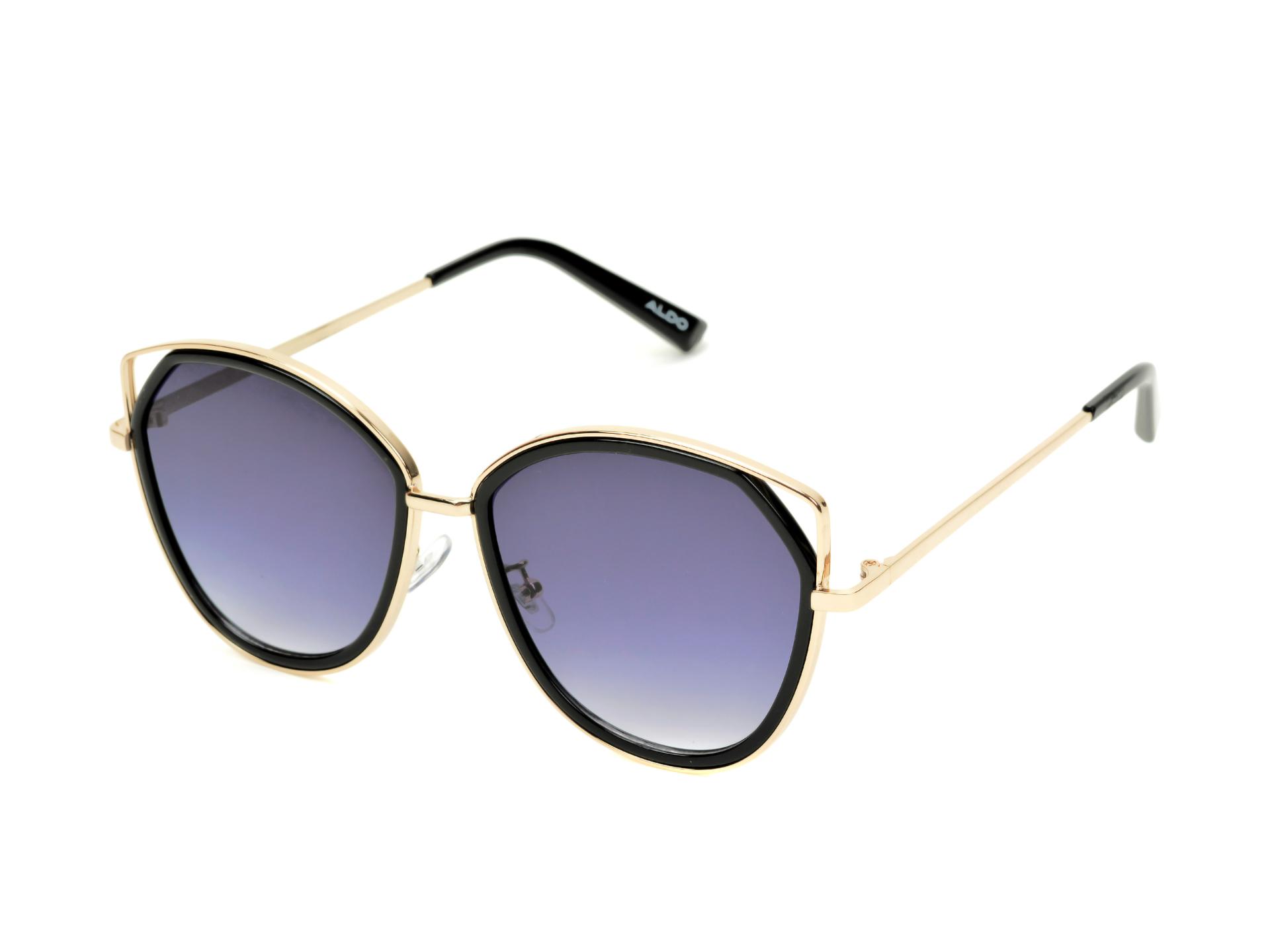 Ochelari de soare ALDO negri, Stercorea970, din PVC imagine