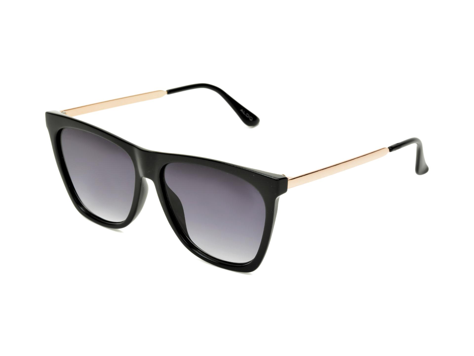 Ochelari de soare ALDO negri, Terminalia970, din PVC imagine