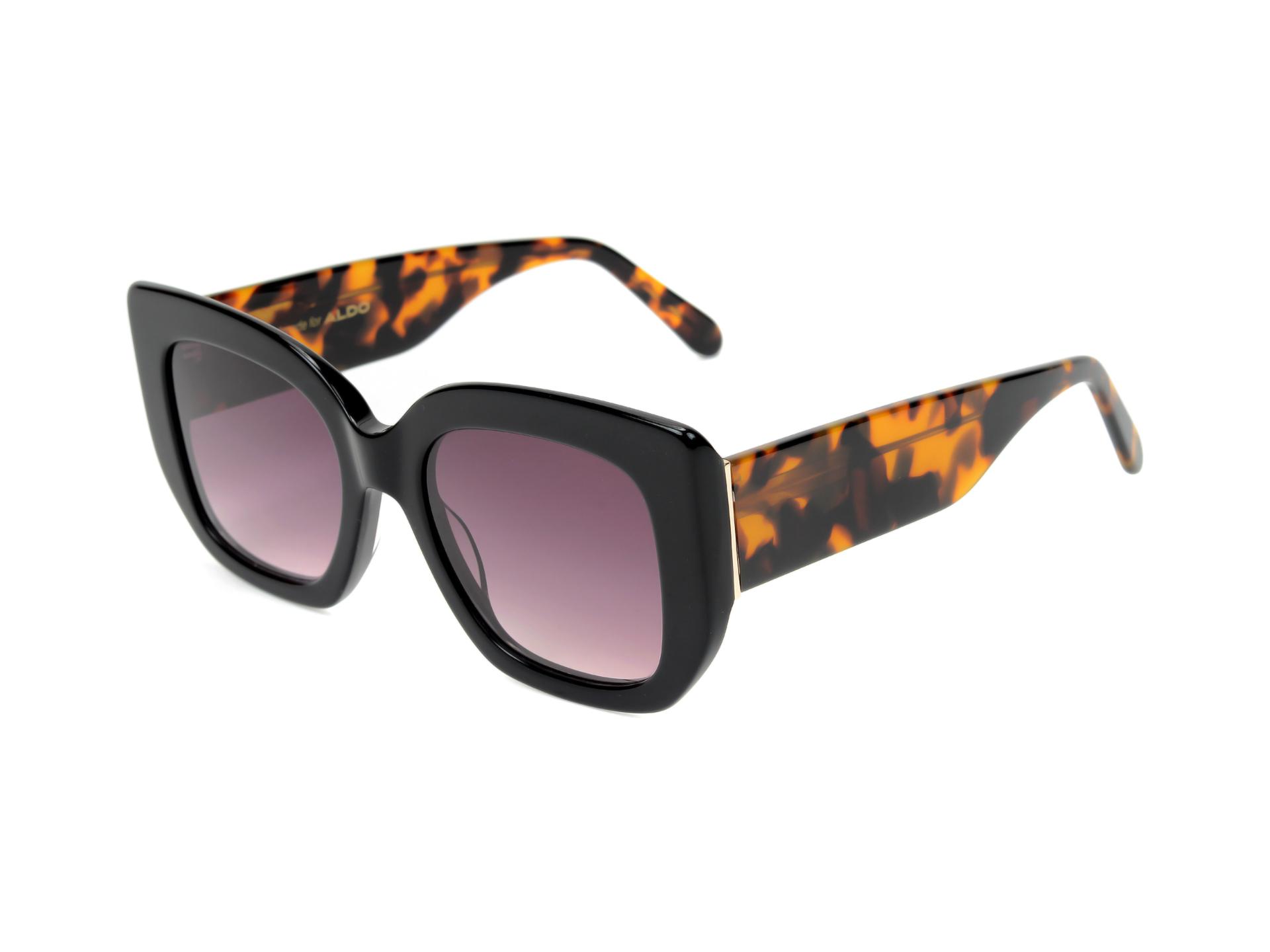 Ochelari de soare ALDO negri, Umarevia001, din PVC imagine