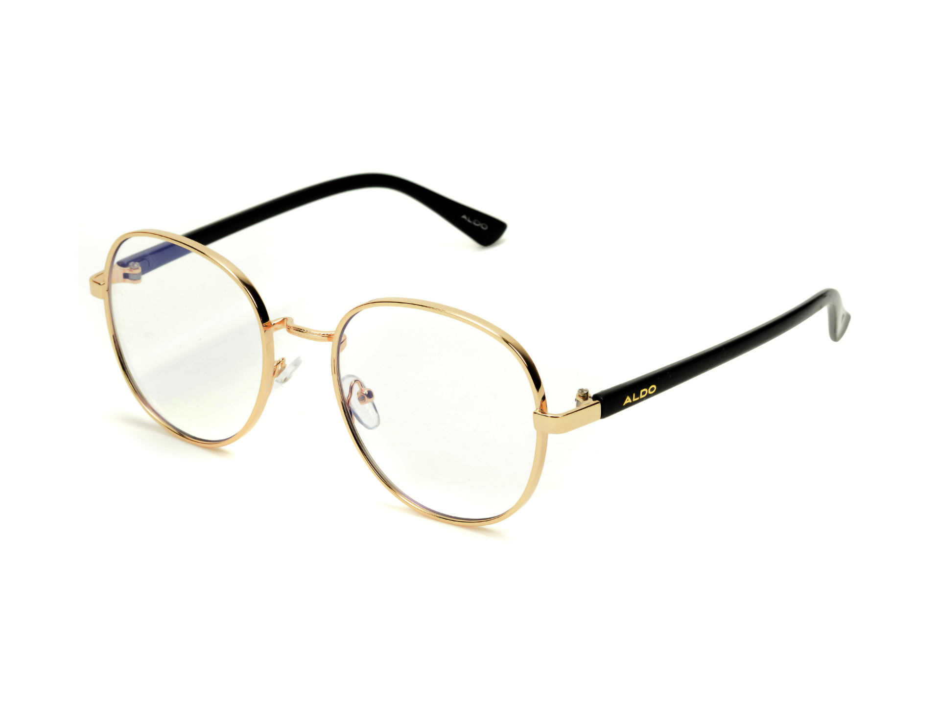 Ochelari de soare ALDO negri, Waterside970, din PVC imagine otter.ro
